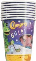 Clangers Paper Cups (8)
